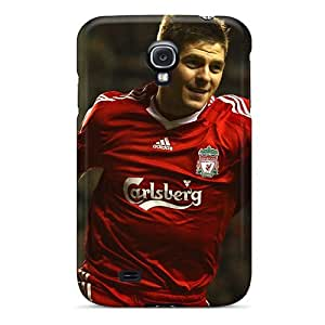 Premium [jOxYxwk2250oPQos]the Best Halfback Of Liverpool Steven Case For Galaxy S4- Eco-friendly Packaging