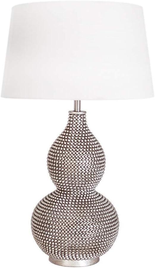 Lámpara de Mesa E27 LED 4 Vatios, Salón con Direktschalter ...