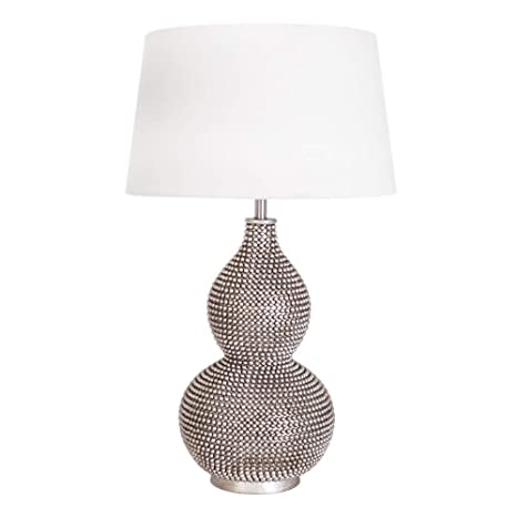 Lámpara de Mesa Oriental Salón con Direktschalter Lámpara ...