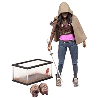 McFarlane Toys The Walking Dead TV Series 6 Michonne Figure: Toys & Games