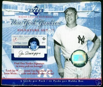 Buy yankee signature series box