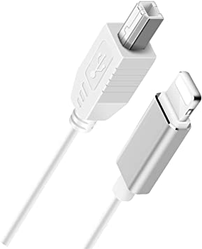 6 Ft USB to MIDI IN /& OUT Conversion Cable for Music Keyboard /& Instrument