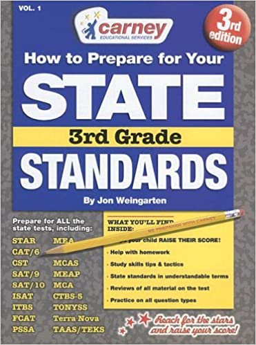 cst practice test for 3rd grade