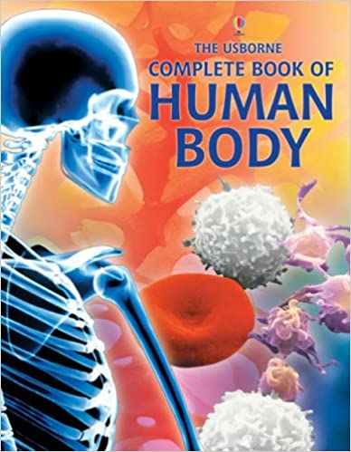 Book Complete Book of the Human Body (Internet Linked)