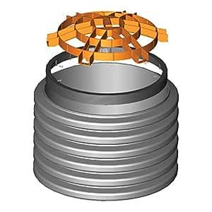 Corrugated Drain Pipe Accessories