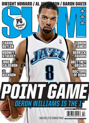 Slam Magazine: Point Game- Deron Williams (February 2009)