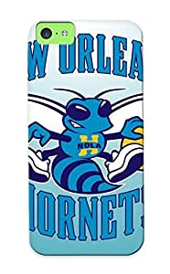 meilinF000Graceyou Durable Defender Case For ipod touch 4 Tpu Cover(basketball Nba New Orleans Hornets ) Best Gift ChoicemeilinF000