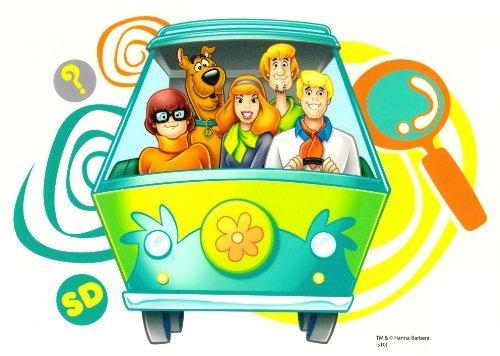 Scooby Doo Birthday Cake: Amazon.com