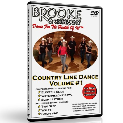 (Country Line Dance Volume #1 - Beginning Line Dance Lessons)