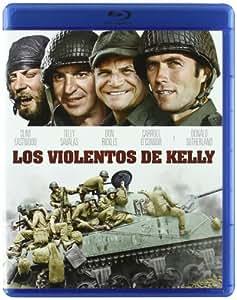 Los Violentos De Kelly [Blu-ray]