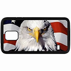 American Eagle Custom Design Hard Plastic Mobile Phone Case Cover For Samsung Galaxy S5