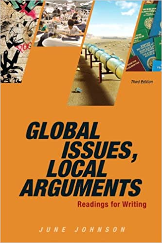 Amazon global issues local arguments 3rd edition global issues local arguments 3rd edition 3rd edition sciox Choice Image