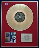 Century Presentations - PINK FLOYD - Limited Edition CD 24 Carat Gold Coated LP Disc - UMMAGUMMA