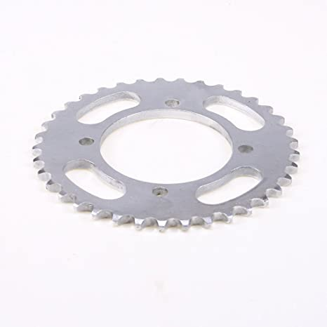 420 Chain 37T Tooth 76 MM Rear Sprocket for Chinese Pit Dirt Bike ATV Go  Kart 110cc 125cc 150cc