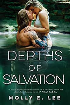 Depths of Salvation (Love on the Edge Book 5) by [Lee, Molly E.]