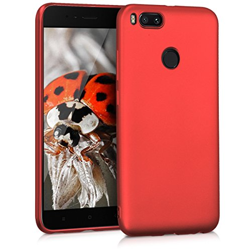 kwmobile TPU Silicone Case for Xiaomi Mi 5X / Mi A1 - Soft