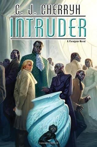 book cover of Intruder