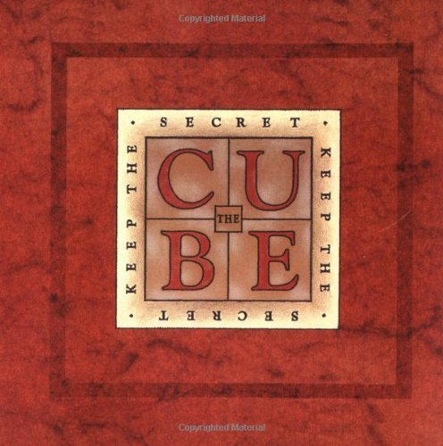 The Cube: Keep the Secret by Annie Gottlieb, Slobodan D. Pesic (1995) Paperback