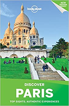 Book Lonely Planet Discover Paris 2017 (Travel Guide)