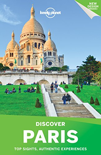 Lonely Planet Discover Paris 2017 (Travel Guide)