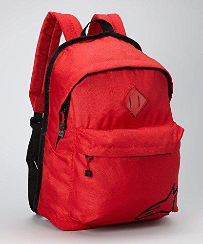Alpinestars Mens Starter Backpacks, Red, One Size