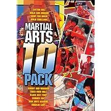 Martial Arts 10 Pack