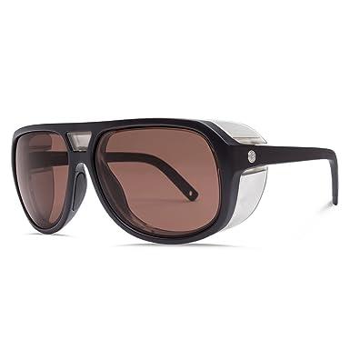 db636b7e7e Amazon.com  Electric Eyewear Men s Stacker Matte Black Ohm Rose One ...