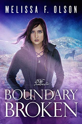Pdf Thriller Boundary Broken (Boundary Magic Book 4)