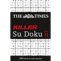 The Times Killer Su Doku Book 11: 150 Challenging Puzzles from the Times