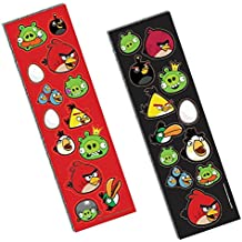 Angry Birds Stickers (16 sheets)
