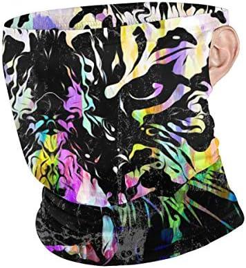 フェイスカバー Uvカット ネックガード 冷感 夏用 日焼け防止 飛沫防止 耳かけタイプ レディース メンズ Color Liones