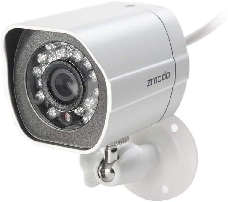Zmodo 1080P HD Outdoor Indoor IP sPOE Network Camera 2mp