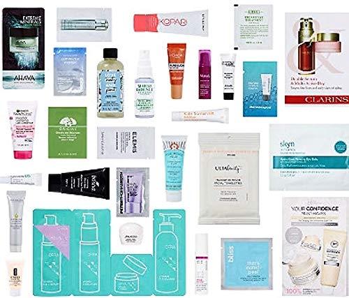 Ulta Beauty 29 Piece Mini Travel Set Multi Brand Skincare Sampler