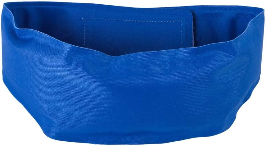 Decdeal Pet Dog Cooling Collar with Adjustable Neck Size Summer Chill Out Dog Pet Cooling Bandanas