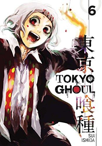 Tokyo Ghoul, Vol. 6 (Six String Banjo Book)