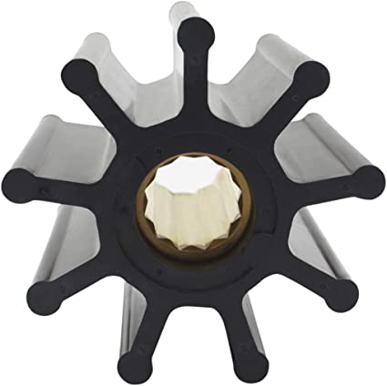 Water Pump Flexible Rubber Impeller Replace Johnson Impeller 09-812B