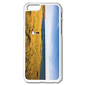 IPhone 6 Cases Woman Nature Design Hard Back Cover Proctector Desgined By RRG2G