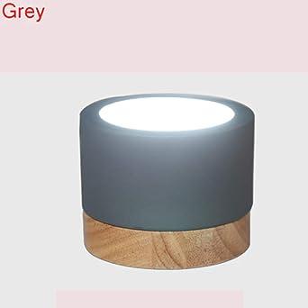 WSYYWD Madera 5w LED Downlight Lámpara de techo Lámpara de madera ...