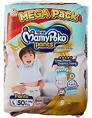 MamyPoko Extra Dry Pants, L, 50ct