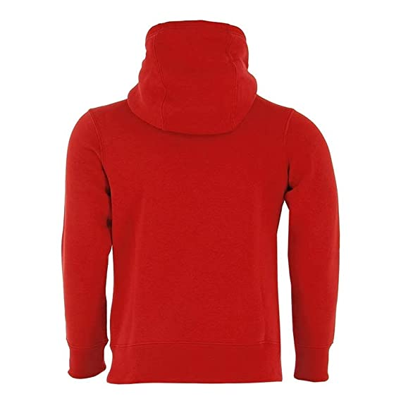 2017-2018 Atletico Madrid Nike OTH Hoody (Red) - Kids: Amazon.es: Deportes y aire libre