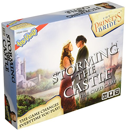 The Princess Bride Storming The Castle Card ()