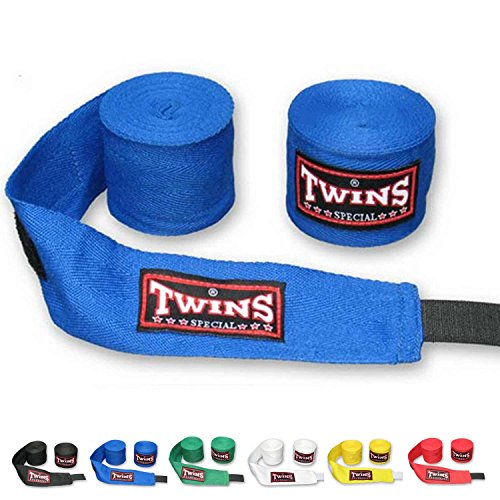 UPC 741725338176, Twins Special Muay Thai Boxing Handwraps (Blue)