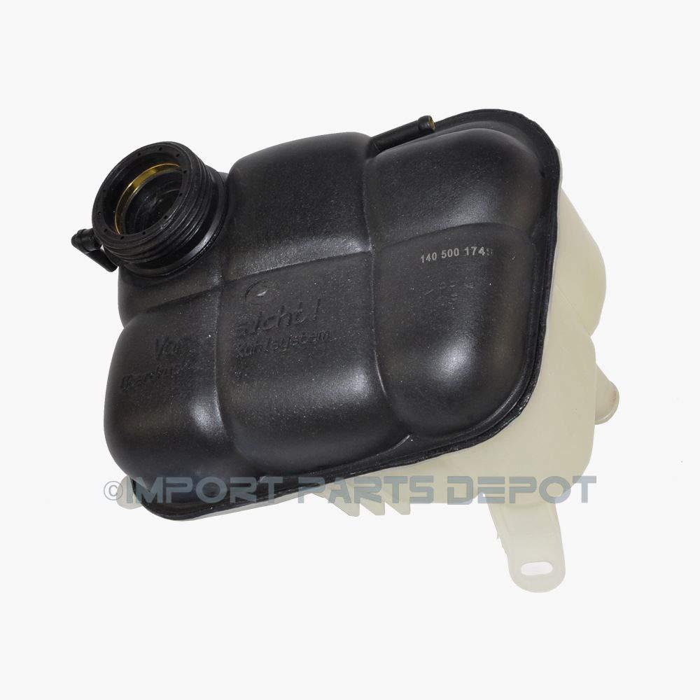 Coolant Reservoir Expansion Tank for Mercedes 300SE 400SE 400SEL 500SEC 500SEL 600SEC 600SEL CL500 CL600 S320 S420 S500 S600 Premium 1405001749 New