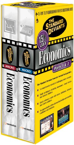 The Standard Deviants - Economics, Parts 1 & 2 (Macro & Micro) [VHS]