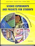 Science Experiments and Projects for Students, Cothron, Julia and Giese, Ronald L., 0787264784