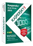 Kaspersky Anti-Virus 2011 1-User [Old Version]: more info