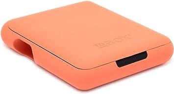 Caja ToBox para el tabaco de liar naranja: Amazon.es: Salud y cuidado personal