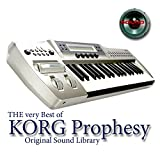 Musical Instruments : KORG PROPHESY - Large Sound Library - Original Samples in WAVEs format on DVD or for download