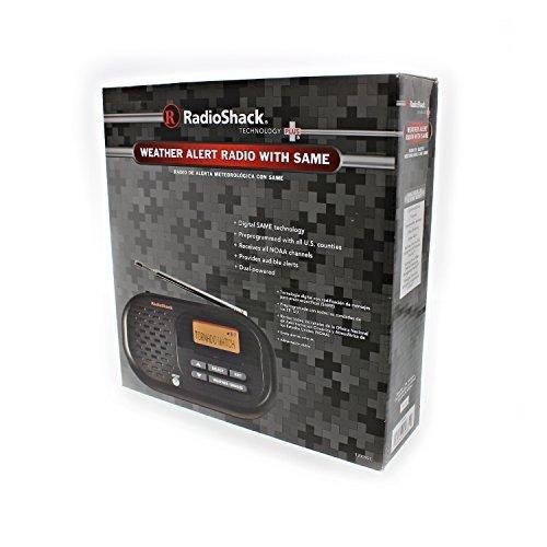 RadioShack SAME Weather Radio 12-991