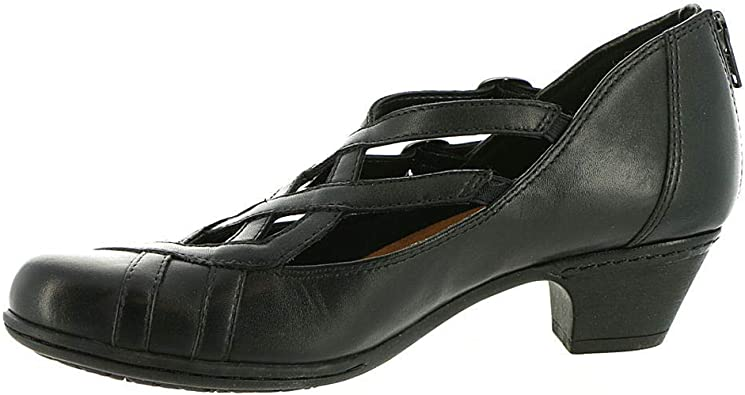 Cobb Hill Abbott Curvy Shoe